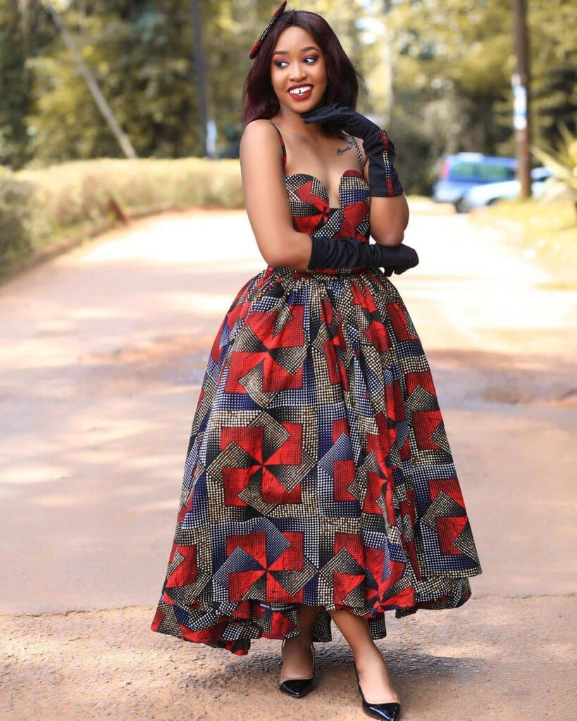 Top-notch Ankara Dresses For Ladies In 2021