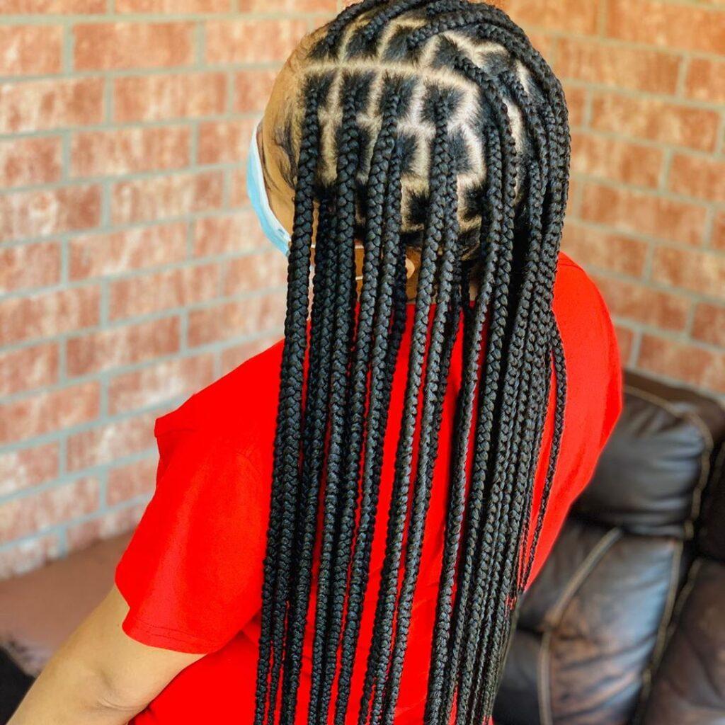 Stylish Braids Hairstyles In 2021