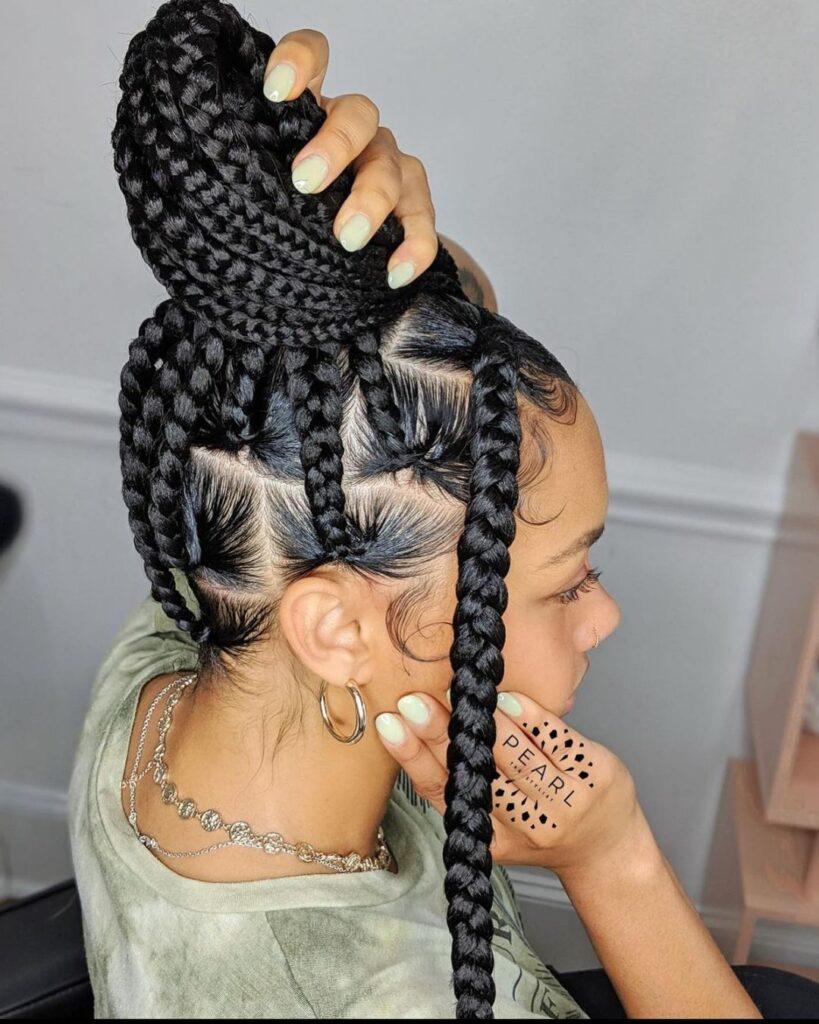Amazing Ghana Weaving Hairstyles In 2021