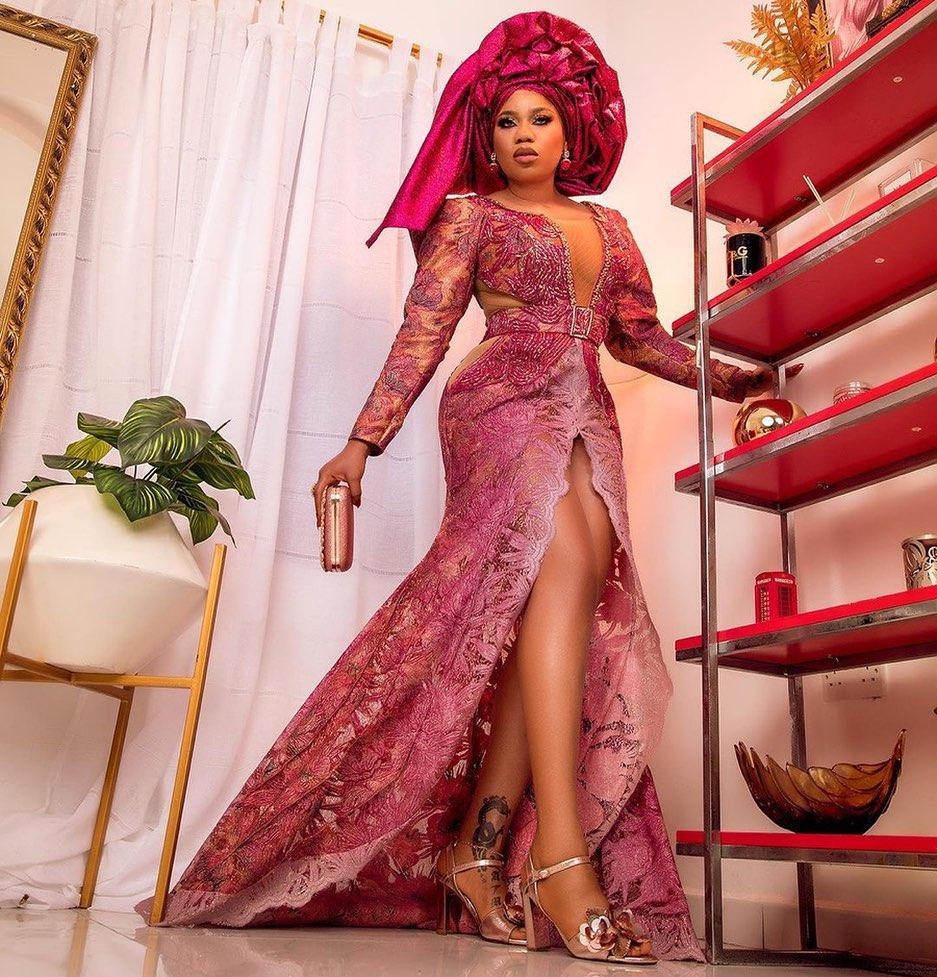 Coolest Asoebi Styles For Ladies In 2021