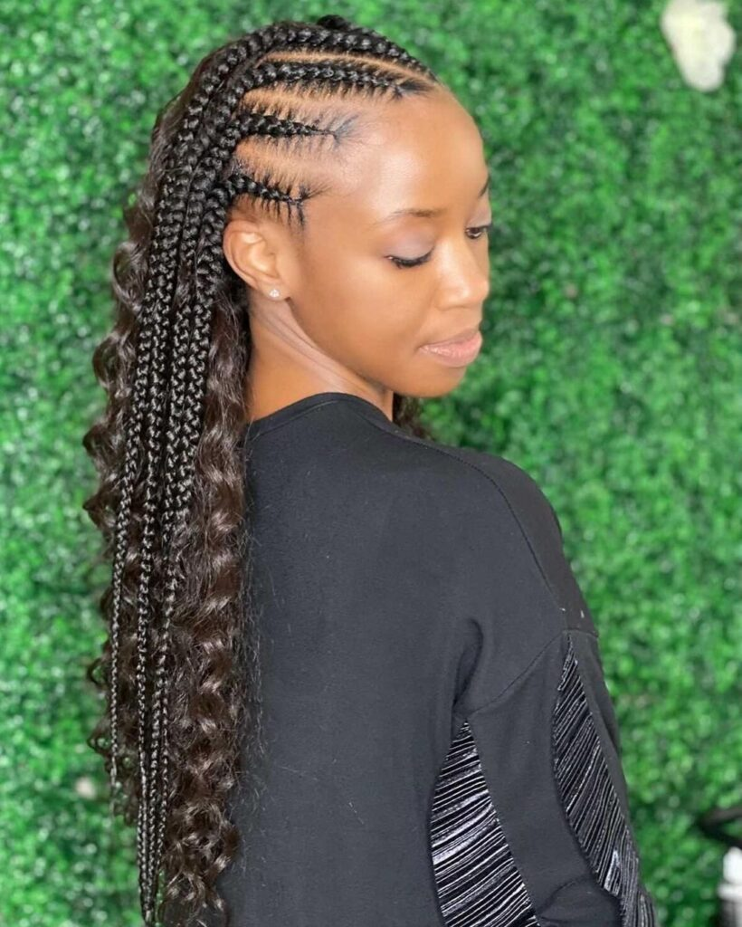 2021 Latest Hairstyles For Ladies