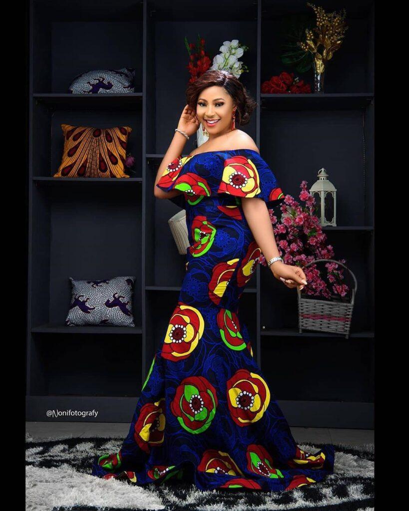 Long African Ankara Styles 2021