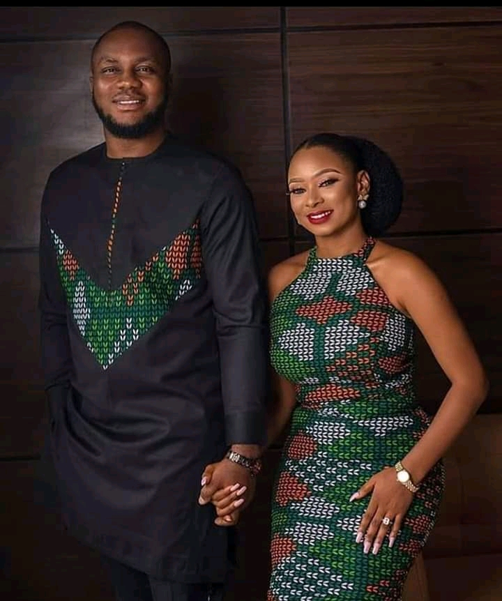 Latest Ankara Styles For Couples In 2021
